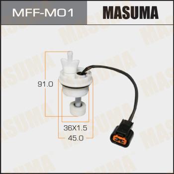 Автотовары и автозапчасти-42 — Фильтры топливные Masuma — Запчасти и расходники