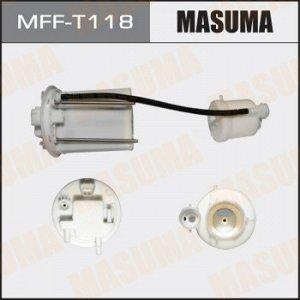 Топливный фильтр FS21005 MASUMA в бак. Отверстие под топ.насос прямо! RAV4/ ACA3#, ALA3#, GSA33,ZSA3