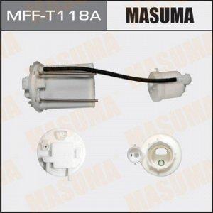 Топливный фильтр MASUMA в бак. Отверстие под топ.насос сбоку! HIGHLANDER/ ASU40L
