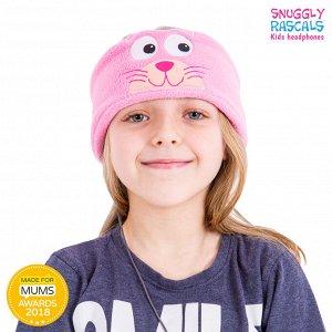 Детские наушники Snuggly Rascals (v.2). Котёнок