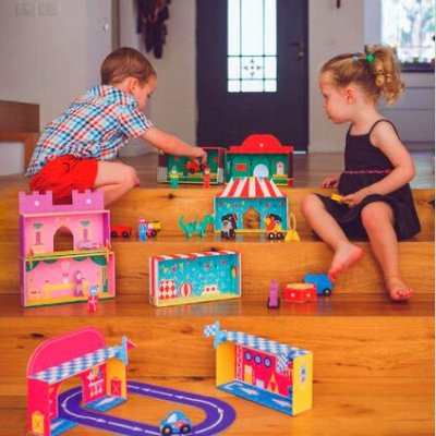 ZAZU - Лучший сон для детишек и их родителей!👼  — Игрушки из картона! — Игрушки и игры