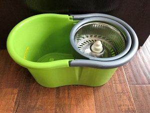 Швабра зеленая арт.021 steel