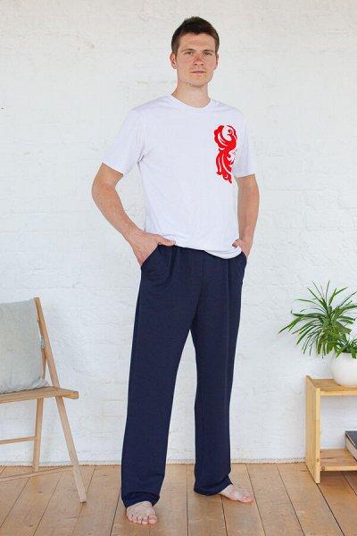 АмадЭль 2 — Мужской трикотаж. Костюмы, брюки, комплекты мужские — Брюки
