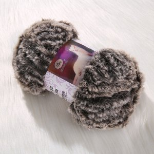 Имитация меха 7 Вес: 50 гр. | Пряжа для вязания