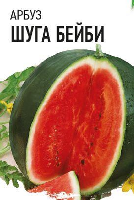 Арбуз Шуга Бейби  1 г б/п