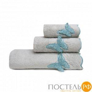ШАДО 70*140 ментоловое полотенце махровое