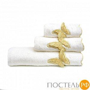 ШАДО 70*140 молочное полотенце махровое