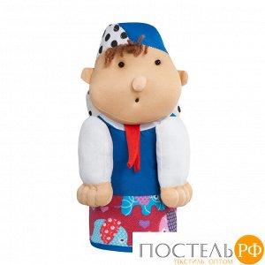 Варежка-прихватка декоративная Мальчик 17х27