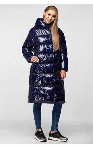 Женская зимняя куртка KTL-323 (9 синий)