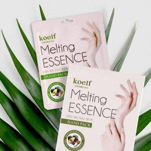Маска-перчатки для рук Koelf Melting Essence Hand Pack