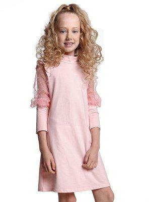 Платье (128-146см) UD 6829(3)розовый