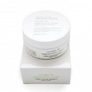 Крем для лица восстанавливающий с азиатской центеллой GRAYMELIN Centella Regeneration Cream 200 мл, ,
