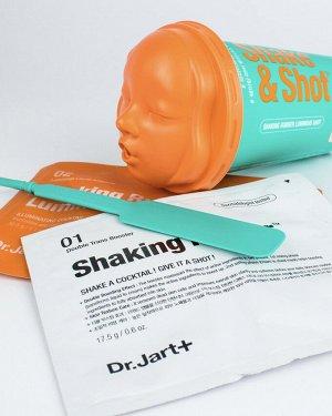 Альгинатная маска  Сияние & детокс 50гDr.Jart+ Shake & Shot Luminous Shot