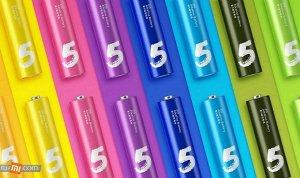Батарейки Xiaomi АА (пальчиковые) Распродажа! Кейс 10 шт