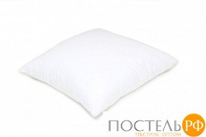 Подушка бамбук классика белая 40x60