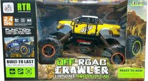 Автомобиль радиоуправляемый OFF-ROAD CRAWLER