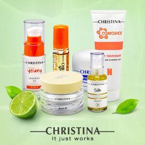 Очищение, тонизация, питание для кожи!  — CHRISTINA — Уход проблемной кожи