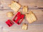 Форма для печенья и пряников «Подарок»