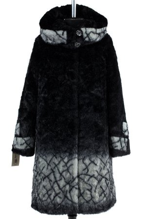Пальто шуба искусственная женская