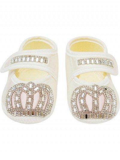 Luxury Baby — С Любовью к малышам, Одежда, выписка, Кружево — Пинетки для новорожденных