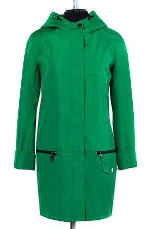 03-2908 Плащ женский Плащевка зеленый