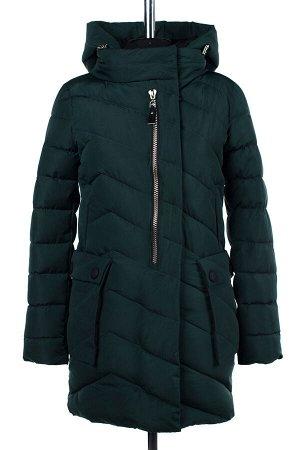 04-1812 Куртка демисезонная (Синтепон 200) Плащевка зеленый