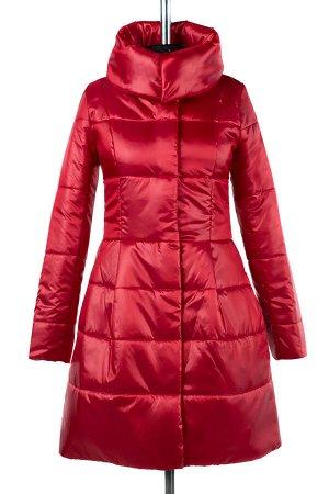 04-2105 Куртка демисезонная (синтепон 150) Плащевка красный
