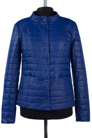 04-1512 Куртка демисезонная University (синтепон 100) Плащевка синий