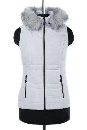 04-1746 Куртка демисезонная (Синтепух 250) Плащевка белый