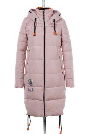 04-1835 Куртка демисезонная (синтепон 200) Плащевка светло-розовый
