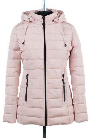 05-1656 Куртка зимняя (Синтепух 300) Плащевка розовый