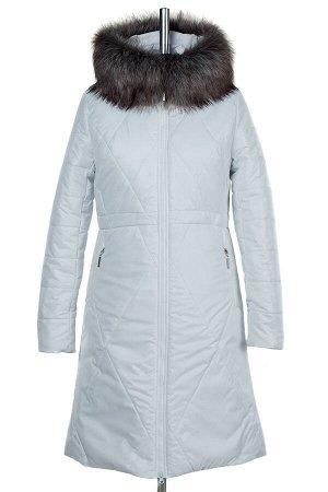 05-1696 Куртка зимняя (Синтепон 300) Плащевка белый