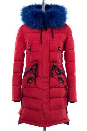 05-1583 Куртка зимняя (Синтепон 300) Плащевка красный