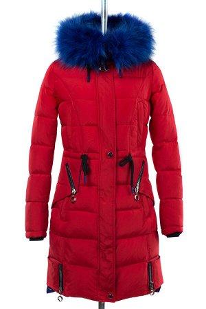 05-1560 Куртка зимняя (Синтепон 300) Плащевка красный