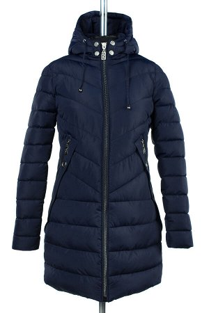 05-1648 Куртка зимняя (Синтепон 300) Плащевка темно-синий