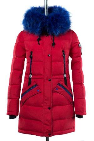 05-1577 Куртка зимняя (Синтепон 300) Плащевка красный