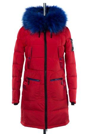 05-1570 Куртка зимняя (Синтепон 300) Плащевка красный