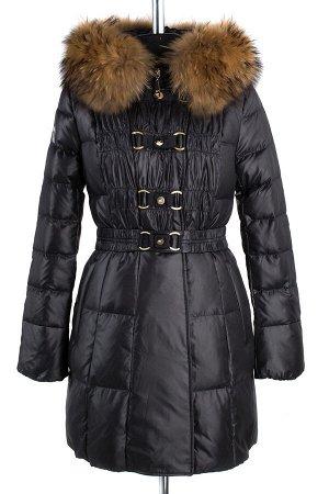 05-0850 Куртка зимняя Плащевка черный