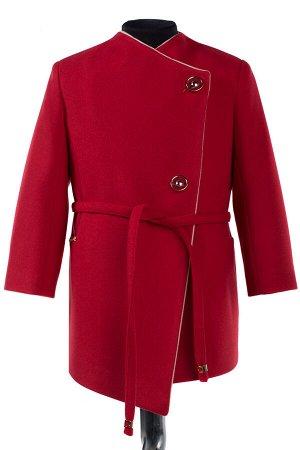 Пальто детское демисезонное (пояс)