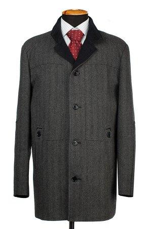 Пальто мужское утепленное