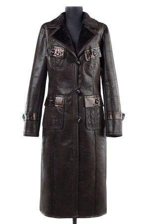 Пальто женское (искусственная дубленка)