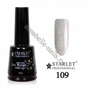 Гель-лак Starlet Professional №109 «Космическая пыль»