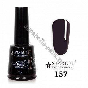 Гель-лак Starlet Professional №157 «Чернильная фиалка»
