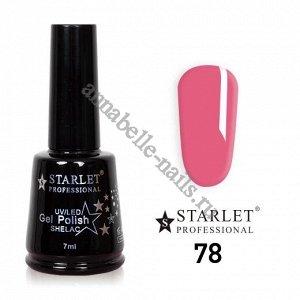 Гель-лак Starlet Professional №078 «Камилла»