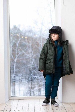 Куртка Полупальто зима кактус