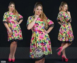 Платье - 15231