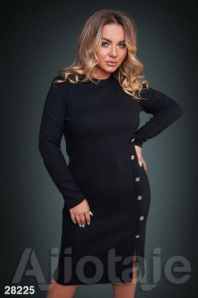 AJIOTAJE 2020  женская одежда  — Plus Size кардиганы и др.одежда — Платья