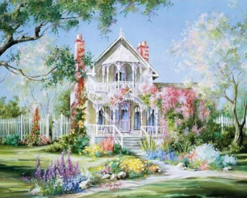 Алмазная мозаика — это удивительное творчество и релакс — Архитектура