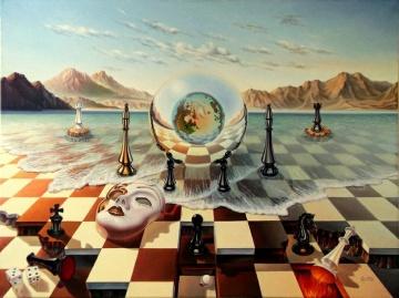 Алмазная мозаика - это удивительное творчество и релакс!  — Абстракция — Мозаики и фреска