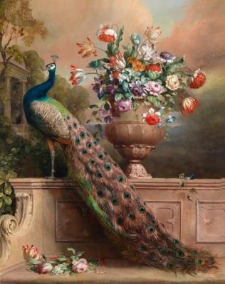 Алмазная мозаика — это удивительное творчество и релакс — Птицы и бабочки